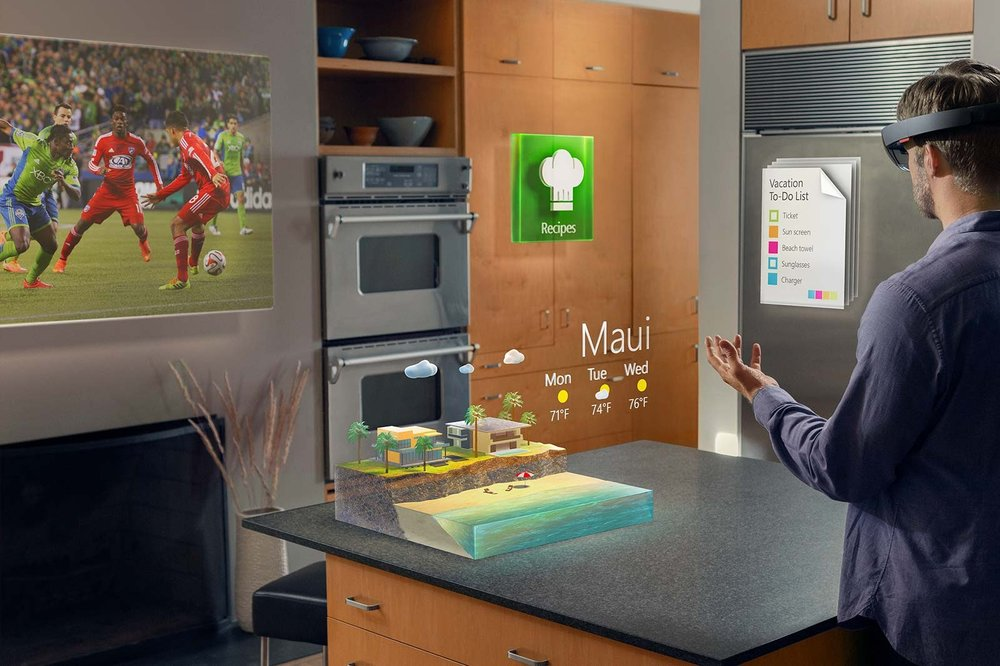 The devices used by the Army will differ from consumer versions of HoloLens