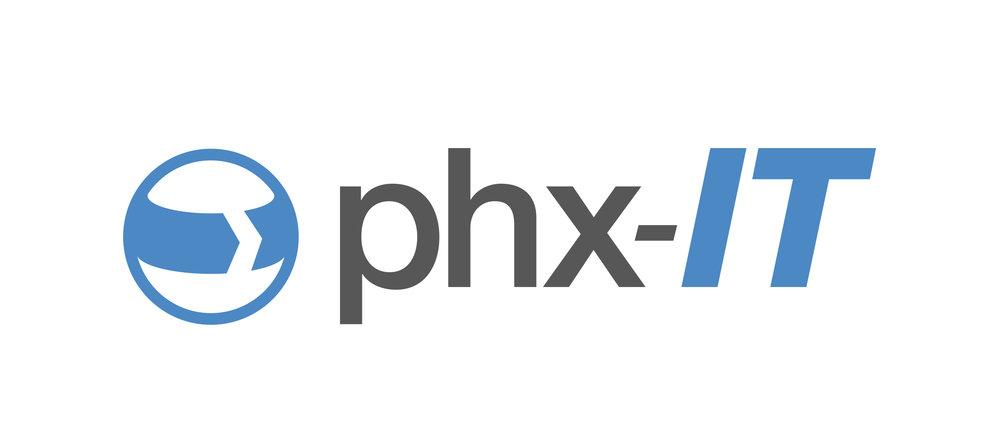phx-IT Logo